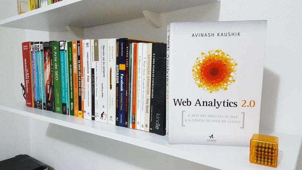 Web Analytics 2.0 do Avinash kaushik (evangelista de web analytics do Google)